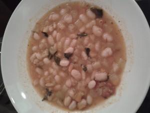 Soupe aux haricots blancs façon pistou