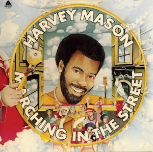 Harvey Mason - Marcing in the street